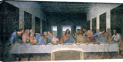Art Print Cafe - Cuadro - Impresion Lienzo - Leonardo