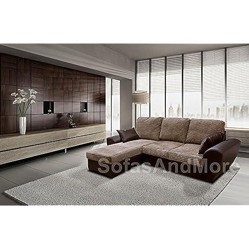 Small Leather Corner Sofa Bed: Leather Corner Sofa Bed: Amazon.co.uk