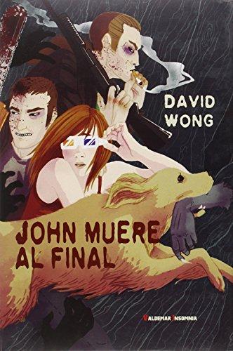 John Muere Al Final (Insomnia) por David Wong