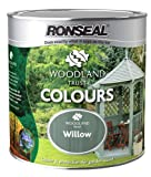 Ronseal WTCW25L 2.5L Woodland Trust Colours - Willow