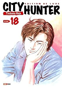 City Hunter - Nicky Larson Edition de luxe Tome 18