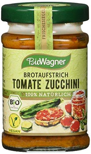 Bio Wagner Brotaufstrich Tomate Zucchini