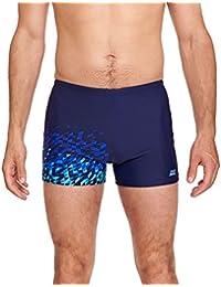 Zoggs Men's Blaze Hip Racer Swim Suit