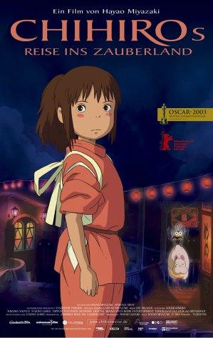 Bild von Chihiros Reise ins Zauberland [VHS]