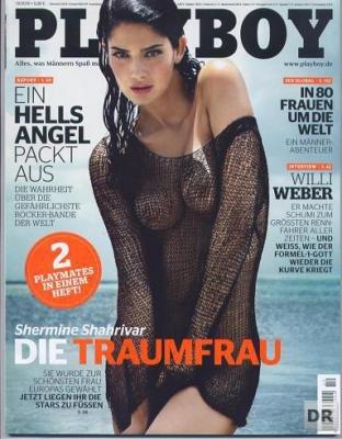 Playboy Oktober 2010-10 Shermine Shahrivar