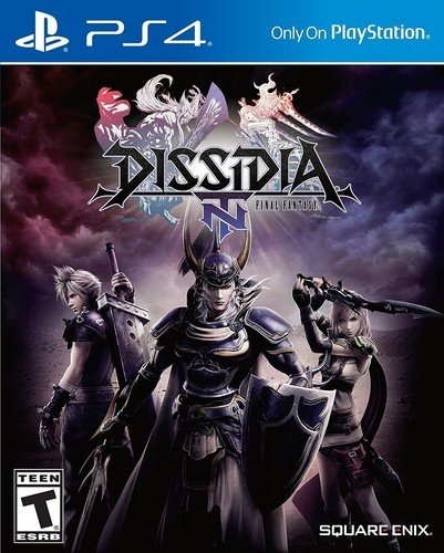 Dissidia Final Fantasy NT PS4 517CbejjVPL