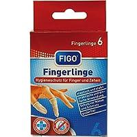 6 Stück Fingerlinge - Hygieneschutz für Finger und Zehen - Einheitsgröße preisvergleich bei billige-tabletten.eu
