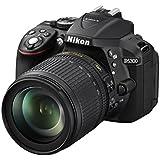 Nikon 5300 Appareil Photo Numérique Compact 24.2 Mpix Wi-Fi Noir