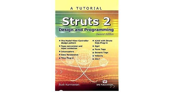 STRUTS DESIGN AND PROGRAMMING EBOOK DOWNLOAD