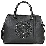 BORSA TRACOLLA DONNA VERSACE (NERO) 38X39X8 CM - Versace Jeans - amazon.it