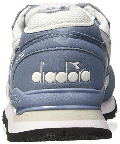 Diadora N-92, Sneaker Bas du Cou Mixte Adulte Bleu (Blu Colonnello)