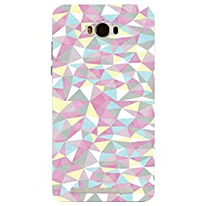 Asus Zenfone Max Abstract fantasy Printed Back Cover