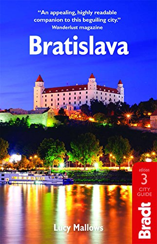 Bratislava (Bradt Travel Guides) por Lucy Mallows