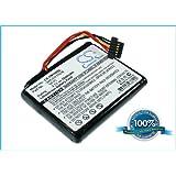 Batteria GPS TomTom Go 1000, Go 1005, Go 1000 Live, 4CS0.002.01, Go Live 1005, Go, Li-ion, 1000 mAh
