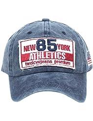 8abd962284cfc Béisbol Cap Gorro Hombres Mujer BéIsbol Sombrero Casual Al Aire Libre  Deportes De Moda Ajustable De