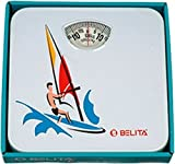 #7: Belita BPS-M-1102 Magnified Display - Large Surface Personal Analog Weighing Scale upto 120 KG by EzLife