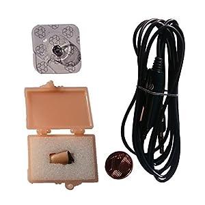 espionaje: Combo Kit Auricular Vip Pro + Collar Indetectable