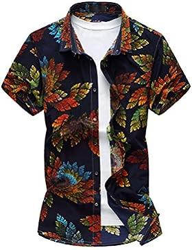 Mirecoo – Camisa casual – con bo