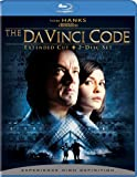 The Da Vinci Code (Two-Disc Extended Edition + BD Live) [Blu-ray] -