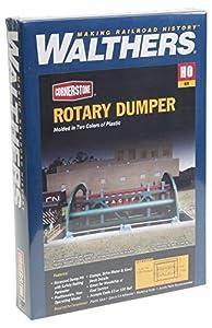 Walthers Cornerstone Escala HO - Kit construcción Rotary Descargador