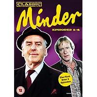 Classic Minder Episodes 1-4