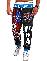 MT Styles pantalon de sport NYC jogging sweat R-576
