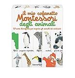 Il mio cofanetto Montessori degli animali