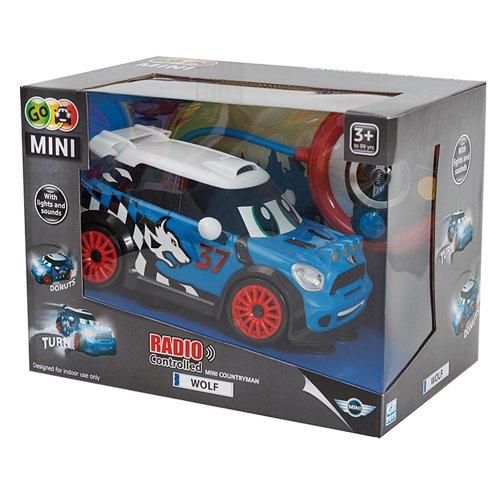 Go Mini   Coche con radiocontrol (Diset 704030)