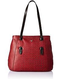 Hidesign Women's Handbag (Red Brn)