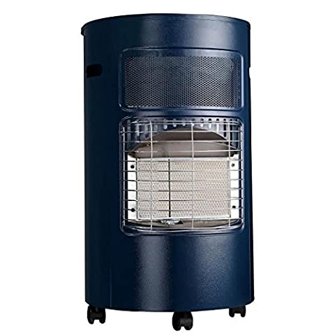 Favex Chauffage au gaz EKTOR DESIGN Bleu 41,5 x 46 x 73 cm 8591006