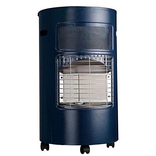 Favex chauffage au gaz ektor design bleu 41,5 x...