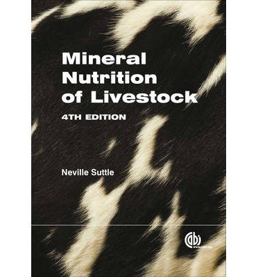 [(Mineral Nutrition of Livestock)] [ By ...