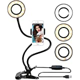 Ring Light With Cell Phone Holder For Live Stream
