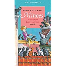 Minoes: 3CD-luisterboek
