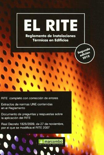El RITE: Reglamento de Instalaciones Térmicas en Edificios