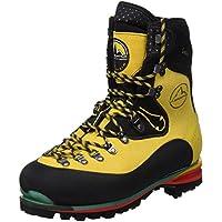 La Sportiva Nepal Evo Gtx - Zapatillas de escalada unisex, color amarillo, talla 43