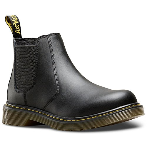 Dr Martens Banzai Youth Black Leather 5.5 UK