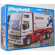 Camion playmobil - Playmobil camion chantier ...