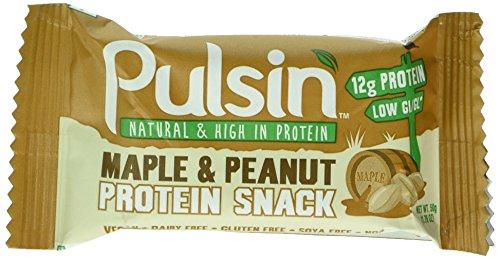 Pulsin-Protein-Snack-18-x-50g-bars-Gluten-Free-Vegan-Dairy-Free