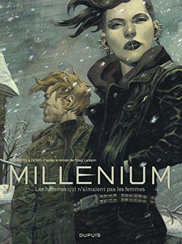 Millenium (1) : Les hommes qui n'aimaient pas les femmes