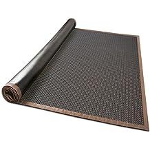 casa pura outdoor teppich mit bordure ideal fur terrasse balkon garten