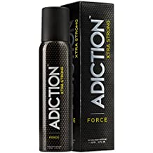 Adiction Xtra Strong Force Body Perfume, 122ml
