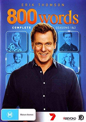 800 Words: Seasons 1 & 2 | 6 Discs | NON-USA Format | PAL | Region 4 Import - Australia Vi-800-serie