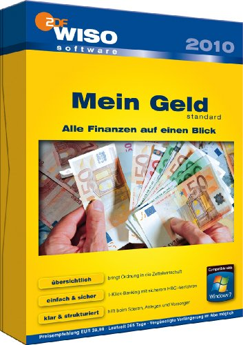 WISO Mein Geld 2010 Standard (Jahresversion)