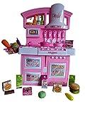 Spielzeug Küche, A150, Spielset mit 30 Teilen Zubehör, Sowie Sound und Licht-Effekten, Geschenk-Idee für Jungen und Mädchen für Weihnachten und Zum Geburtstag, Geburtstags-Geschenk