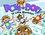Poke-A-Dot: 10 Little Monkeys (30 Pok...