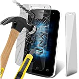 """Tempered Glass Screen Protector Skin Cover - Explosion & Shatter Proof - Microfibre Cloth & Alcoholic Prep Pad 0.33mm (iphone 6G 5.5"""")"""
