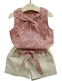 Ropa de bebé niños camiseta + pantalones niños ropa conjunto,AZXES, Ropa de Dibujos animados de la moda de Verano