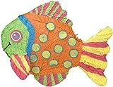 Amscan - Piñata a forma di pesce tropicale
