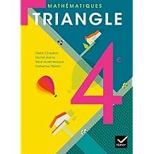 Triangle Mathématiques édition 2011 - Programme 2008